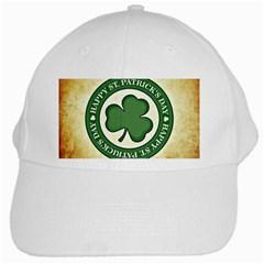 Irish St Patrick S Day Ireland White Cap