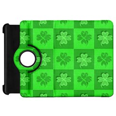 Fabric Shamrocks Clovers Kindle Fire HD 7