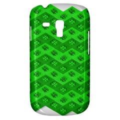 Shamrocks 3d Fabric 4 Leaf Clover Galaxy S3 Mini