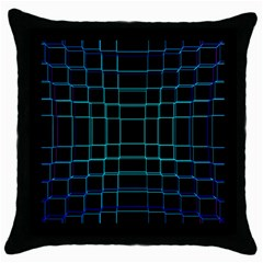 Abstract Adobe Photoshop Background Beautiful Throw Pillow Case (Black)