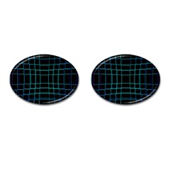 Abstract Adobe Photoshop Background Beautiful Cufflinks (oval)