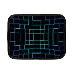 Abstract Adobe Photoshop Background Beautiful Netbook Case (small)