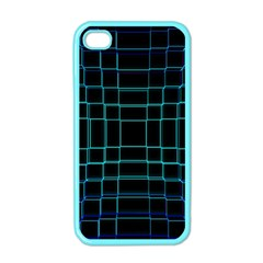 Abstract Adobe Photoshop Background Beautiful Apple iPhone 4 Case (Color)
