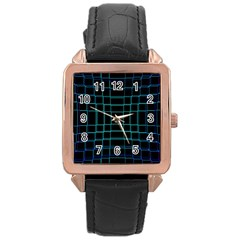 Abstract Adobe Photoshop Background Beautiful Rose Gold Leather Watch