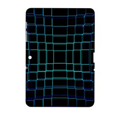 Abstract Adobe Photoshop Background Beautiful Samsung Galaxy Tab 2 (10.1 ) P5100 Hardshell Case