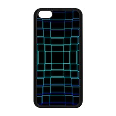 Abstract Adobe Photoshop Background Beautiful Apple iPhone 5C Seamless Case (Black)