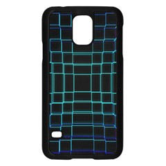 Abstract Adobe Photoshop Background Beautiful Samsung Galaxy S5 Case (Black)