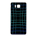 Abstract Adobe Photoshop Background Beautiful Samsung Galaxy Alpha Hardshell Back Case Front