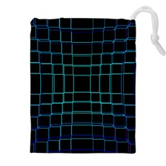 Abstract Adobe Photoshop Background Beautiful Drawstring Pouches (xxl)