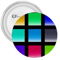Colorful Background Squares 3  Buttons