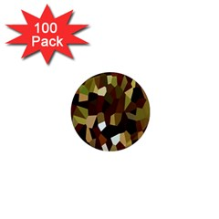 Crystallize Background 1  Mini Magnets (100 pack)