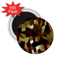 Crystallize Background 2 25  Magnets (100 Pack)