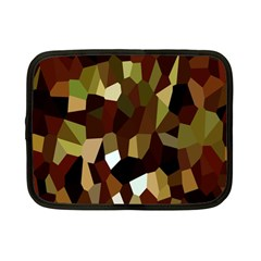 Crystallize Background Netbook Case (Small)