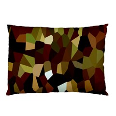 Crystallize Background Pillow Case