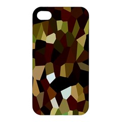Crystallize Background Apple iPhone 4/4S Hardshell Case