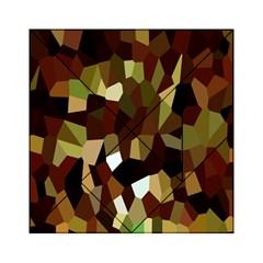Crystallize Background Acrylic Tangram Puzzle (6  x 6 )