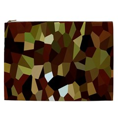 Crystallize Background Cosmetic Bag (XXL)