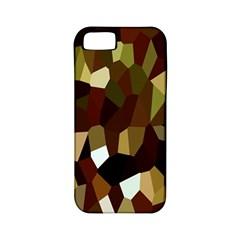 Crystallize Background Apple iPhone 5 Classic Hardshell Case (PC+Silicone)