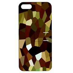 Crystallize Background Apple iPhone 5 Hardshell Case with Stand