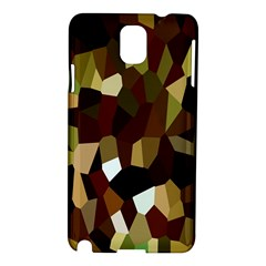Crystallize Background Samsung Galaxy Note 3 N9005 Hardshell Case
