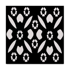 Abstract Background Pattern Tile Coasters