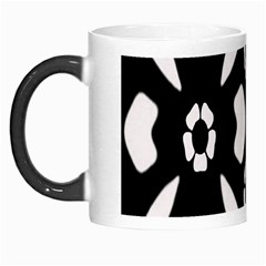 Abstract Background Pattern Morph Mugs