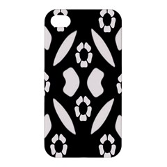 Abstract Background Pattern Apple iPhone 4/4S Hardshell Case
