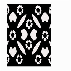 Abstract Background Pattern Large Garden Flag (Two Sides)