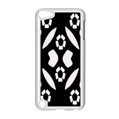 Abstract Background Pattern Apple iPod Touch 5 Case (White)