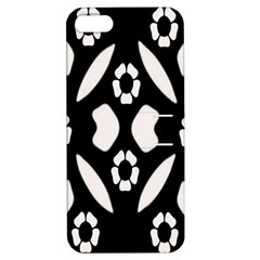 Abstract Background Pattern Apple iPhone 5 Hardshell Case with Stand