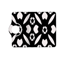 Abstract Background Pattern Kindle Fire HD (2013) Flip 360 Case