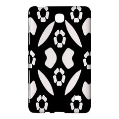 Abstract Background Pattern Samsung Galaxy Tab 4 (8 ) Hardshell Case