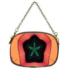 Fractal Flower Chain Purses (two Sides)