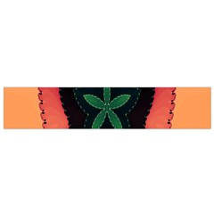 Fractal Flower Flano Scarf (Small)