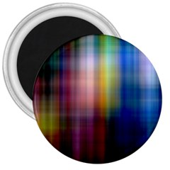 Colorful Abstract Background 3  Magnets