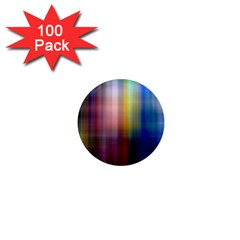 Colorful Abstract Background 1  Mini Magnets (100 pack)