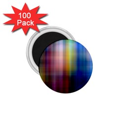 Colorful Abstract Background 1 75  Magnets (100 Pack)