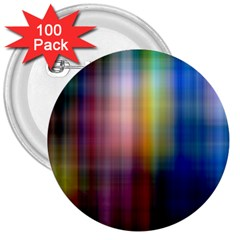 Colorful Abstract Background 3  Buttons (100 pack)