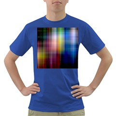 Colorful Abstract Background Dark T Shirt