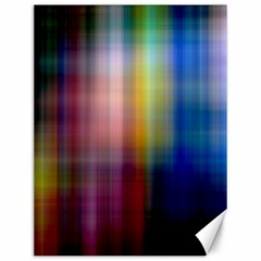 Colorful Abstract Background Canvas 12  x 16