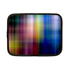 Colorful Abstract Background Netbook Case (small)