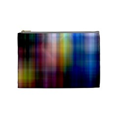 Colorful Abstract Background Cosmetic Bag (Medium)