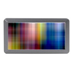 Colorful Abstract Background Memory Card Reader (mini)
