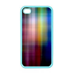Colorful Abstract Background Apple iPhone 4 Case (Color)