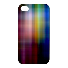 Colorful Abstract Background Apple iPhone 4/4S Premium Hardshell Case