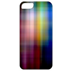 Colorful Abstract Background Apple iPhone 5 Classic Hardshell Case