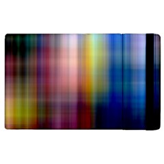 Colorful Abstract Background Apple iPad 3/4 Flip Case