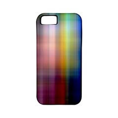 Colorful Abstract Background Apple iPhone 5 Classic Hardshell Case (PC+Silicone)