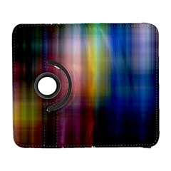 Colorful Abstract Background Galaxy S3 (Flip/Folio)