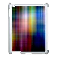 Colorful Abstract Background Apple Ipad 3/4 Case (white)
